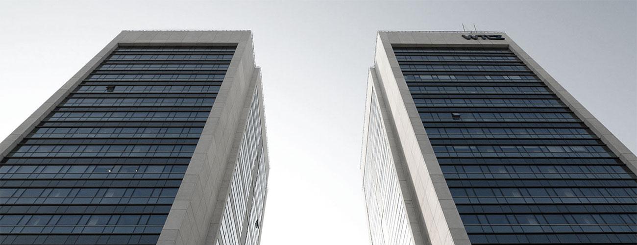 Instalación Eléctrica del Complejo  empresarial WORLD TRADE CENTER Zaragoza