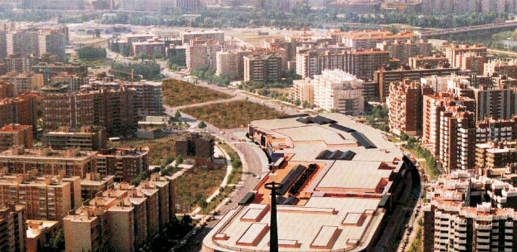 Instalaciones Eléctricas del Centro Comercial GRANCASA
