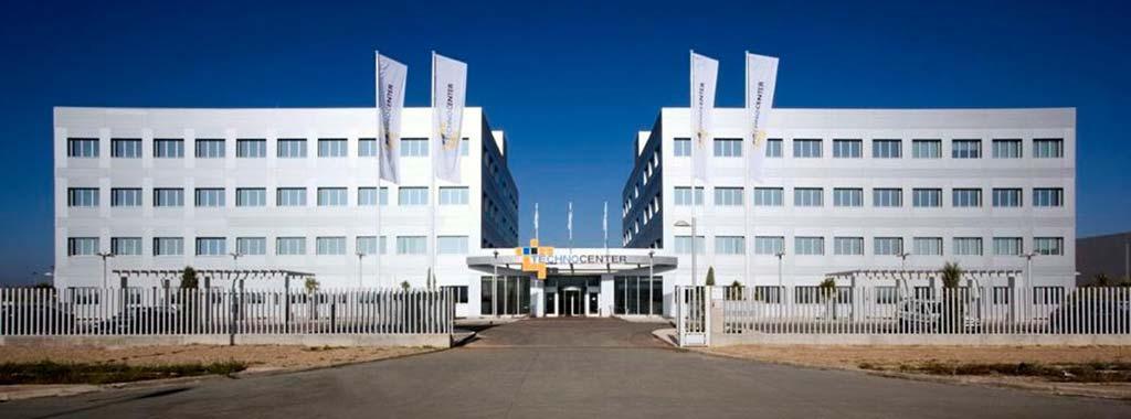 Instalaciónes Eléctricas del Centro de oficinas TECHNOCENTER ZARAGOZA