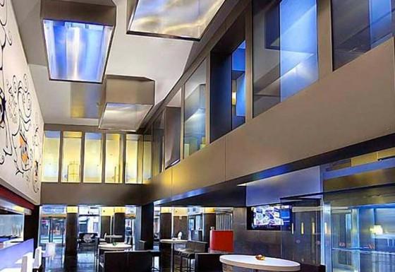 Instalaciónes Eléctricas del Hotel ZENTRO de Zaragoza