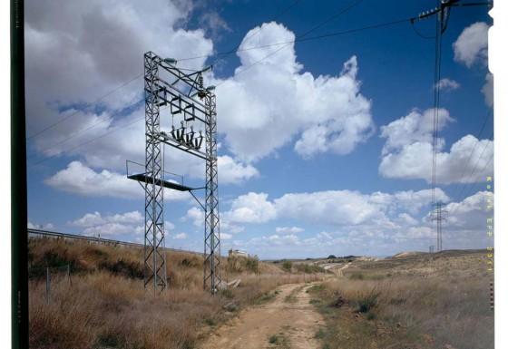 """Instalaciones de transporte de Energia en A.T. y M.T.  Para el Club de Golf """" La Peñaza"""""""