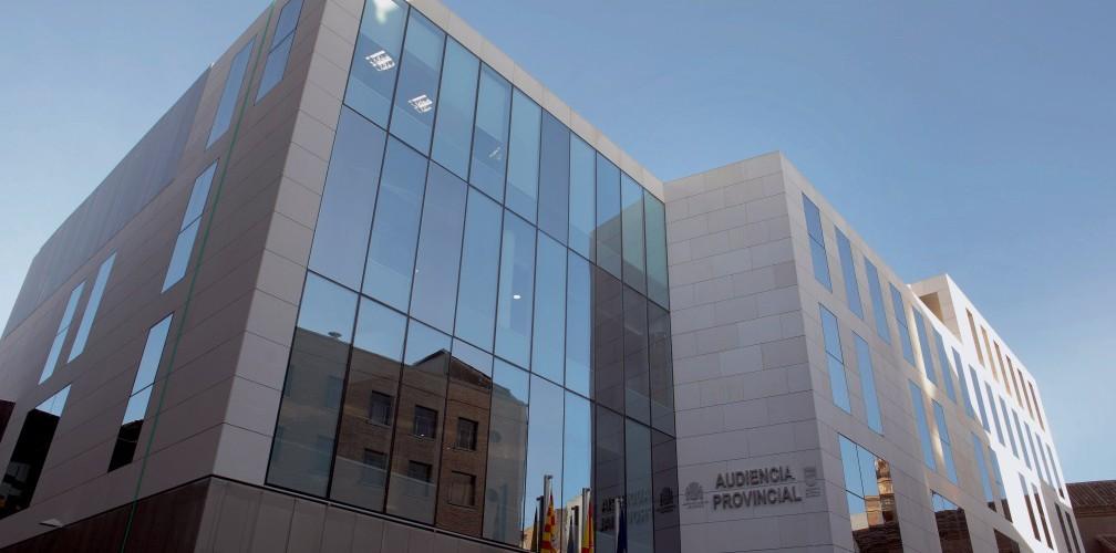 Instalaciónes Eléctricas del nuevo edificio de La AUDIENCIA de Zaragoza