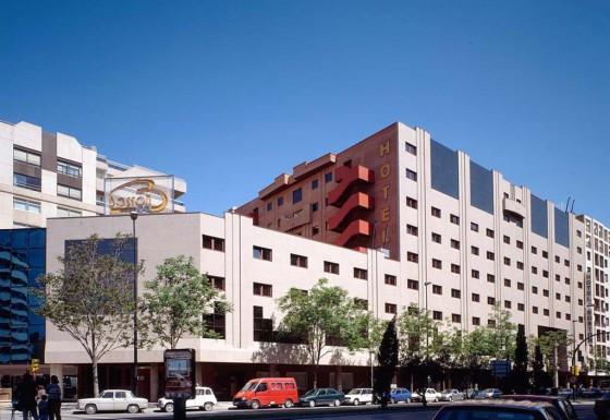 Instalaciónes Eléctricas del Hotel BOSTON de Zaragoza