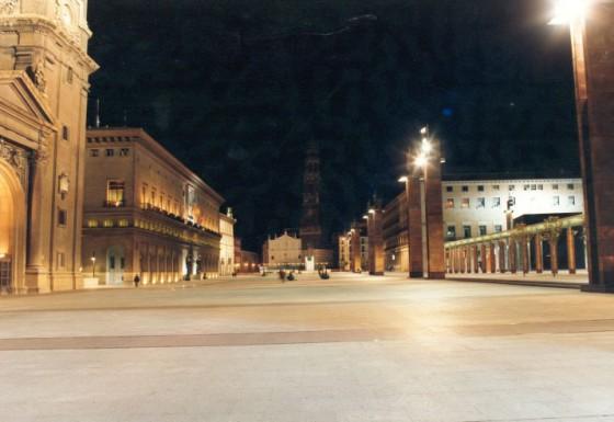 Remodelación del Alumbrado interior y exterior del Ayuntamiento de Zaragoza