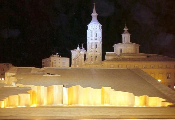 Remodelación del  Alumbrado de la Plaza del Pilar