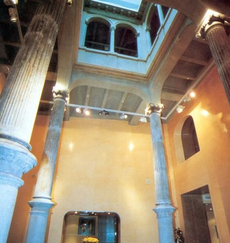 Palacio de ARMIJO, sede del Justicia de ARAGON
