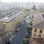 Parking subterráneo de la calle Moret