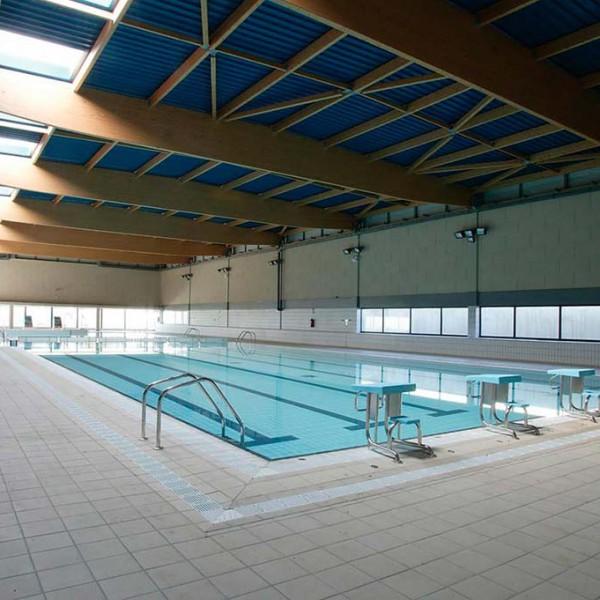 Instalaci n el ctrica de complejo deportivo municipal for Piscina siglo xxi