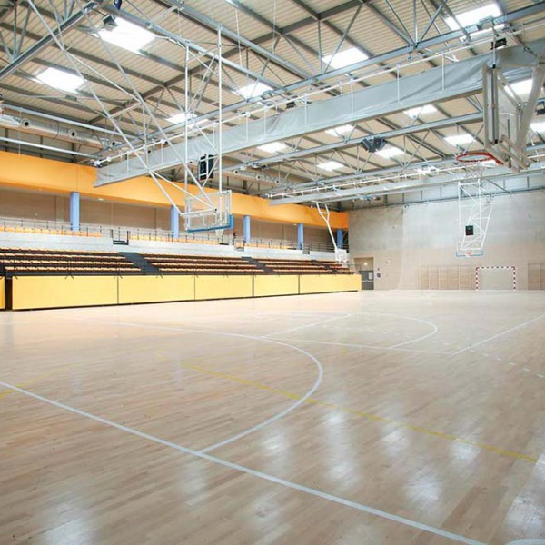 Instalaci n el ctrica de complejo deportivo municipal siglo xxi zaragoza montisa - Centro deportivo siglo xxi zaragoza ...