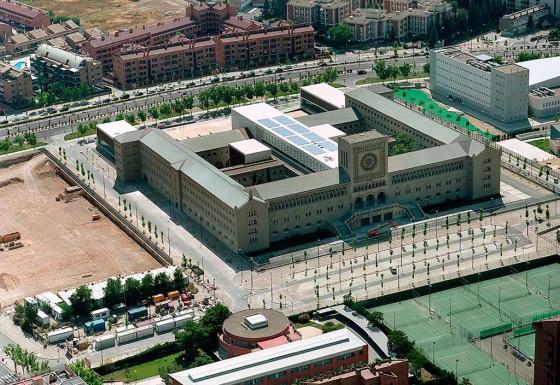 Instalación Eléctrica de nuevas oficinas municipales en el  Antiguo SEMINARIO de Zaragoza